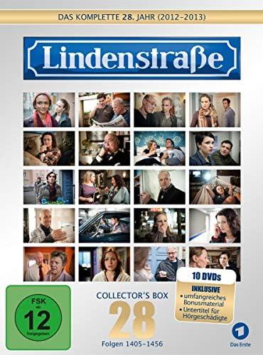 Lindenstraße Das komplette 28. Jahr (Special Edition) (10 DVDs)