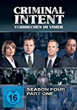 Criminal Intent - Verbrechen im Visier, Staffel 4/Teil 1 (3 DVDs)