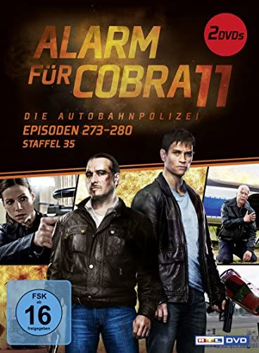 Alarm für Cobra 11 Staffel 35 (2 DVDs)
