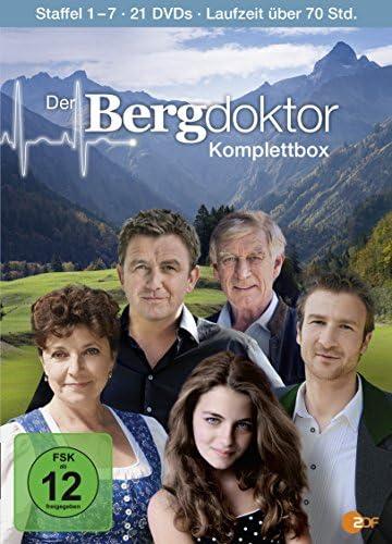 Der Bergdoktor Komplettbox (21 DVDs)