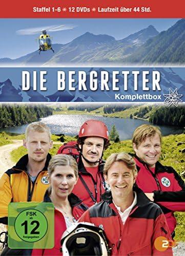 Die Bergretter Komplettbox (12 DVDs)