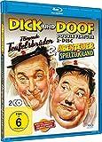 Dick & Doof - Fliegende Teufelsbrüder & Abenteuer im Spielzeugland [Blu-ray]