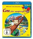 Coco, der neugierige Affe [Blu-ray]