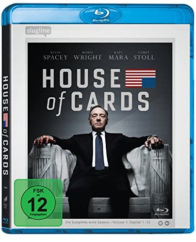 House of Cards Staffel 1 [Blu-ray]