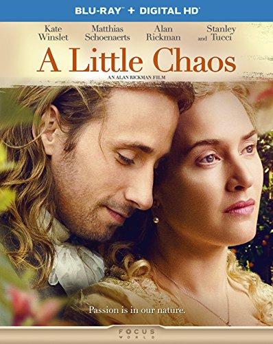 Little Chaos [Blu-ray]