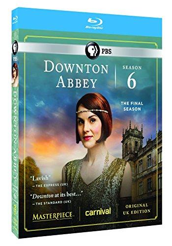 Masterpiece: Downton Abbey Season 6 [Blu-ray]