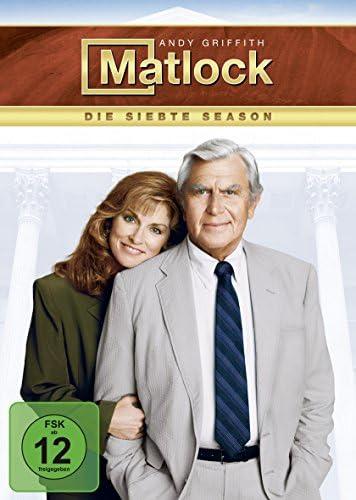 Matlock Season 7 (6 DVDs)