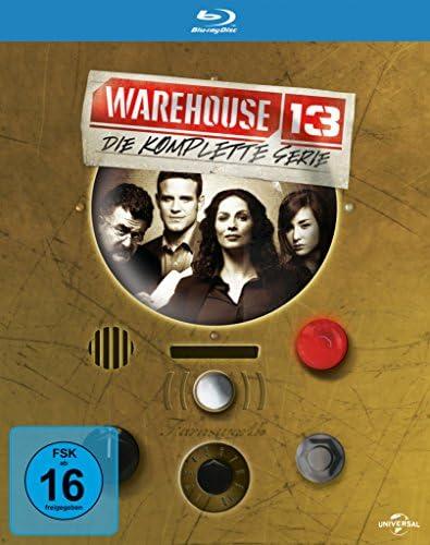 Warehouse 13 Die komplette Serie [Blu-ray]