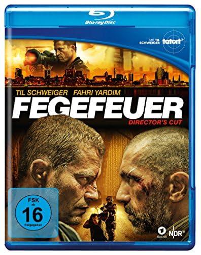 Tatort Fegefeuer (Director's Cut) [Blu-ray]