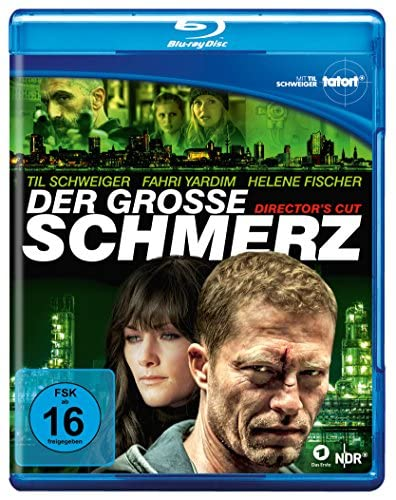 Tatort Der große Schmerz (Director's Cut) [Blu-ray]