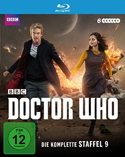 Doctor Who Staffel 9 [Blu-ray]