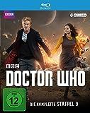 Doctor Who - Staffel 9 [Blu-ray]
