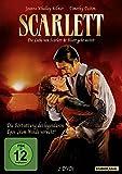 Scarlett - Die Liebe von Scarlett & Rhett geht weiter (2 DVDs)