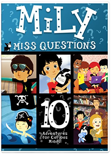 Mily Miss Questions: 10 Adventures for Curious Min