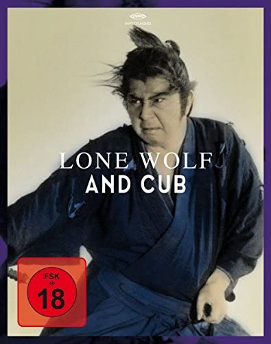 Lone Wolf & Cub 1-6