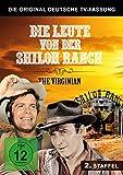 Die Leute von der Shiloh Ranch - Staffel 2 (Deutsche TV-Fassung) (5 DVDs)