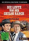 Die Leute von der Shiloh Ranch - Staffel 3 (Deutsche TV-Fassung) (5 DVDs)