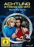 Achtung - Streng geheim! - Staffel 1: Alpha Centauri (3 DVDs)