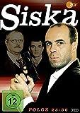 Siska - Folge 25-36 (3 DVDs)