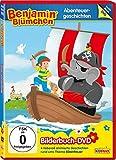 Benjamin Blümchen - Abenteuergeschichten (Bilderbuch-DVD)