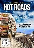 Hot Roads - Die gefährlichsten Straßen der Welt: Staffel 1+2 (3 DVDs)