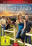 Heartland - Paradies für Pferde: Staffel 1 (4 DVDs)