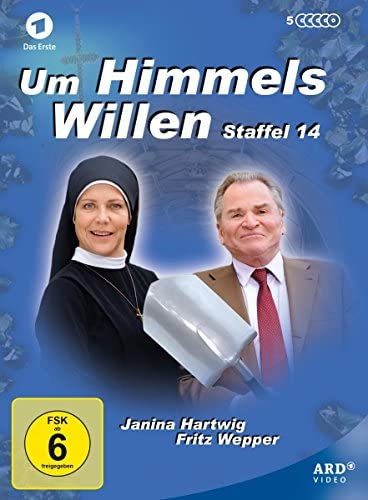 Um Himmels Willen Staffel 14 (5 DVDs)