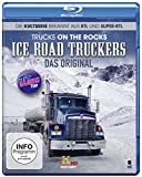 Ice Road Truckers - Trucks on the Rocks [Blu-ray]