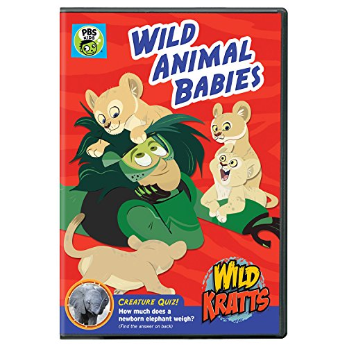 Wild Kratts: Wild Animal Babies