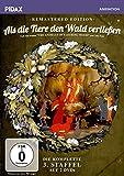 Als die Tiere den Wald verließen - Staffel 3 (Remastered Edition) (2 DVDs)