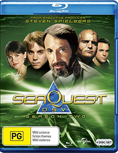 Seaquest: Complete Season 2 [Blu-ray]