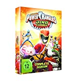Power Rangers Dino Charge - Die komplette Serie (3 DVDs)