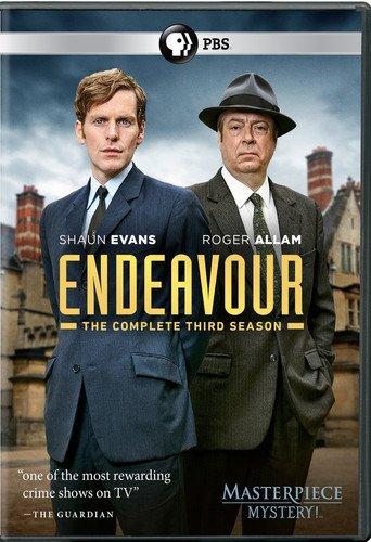 Endeavour: Conplete Third Season