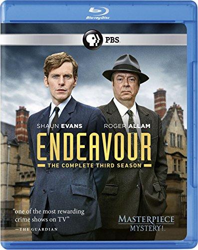 Endeavour: Complete Third Season [Blu-ray]
