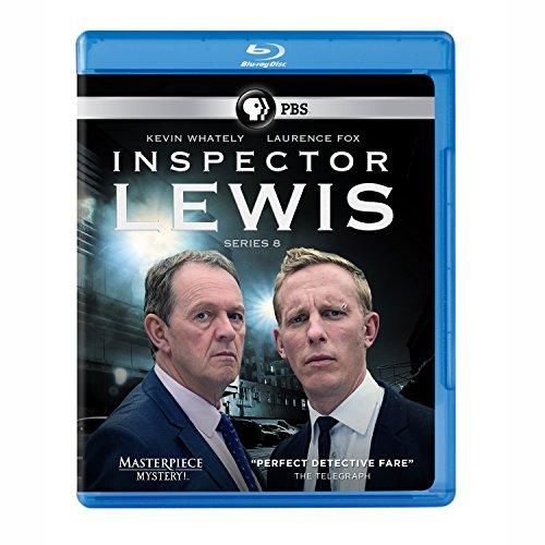 Inspector Lewis: Season 8 [Blu-ray]