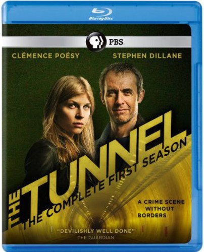 Tunnel: Season 1 [Blu-ray]