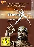 Terra X - Edition Vol. 5: Die Geschichte des Essens / Die Spur des Geldes / Die Magie der Farben (3 DVDs)²