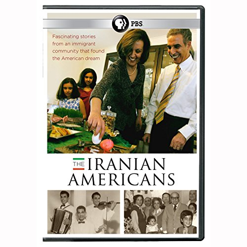 The Iranian Americans DVD