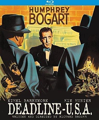 Deadline U.S.A. [Blu-ray]