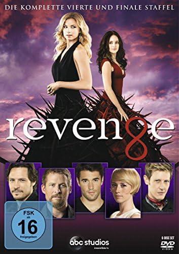 Revenge Staffel 4 (6 DVDs)