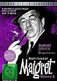 Kommissar Maigret - Vol. 5 (3 DVDs)