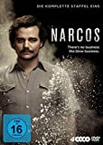 Narcos - Staffel 1 (4 DVDs)