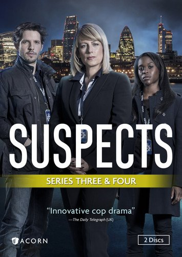 Suspects, Series 3 and 4