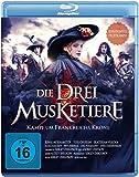 Die Drei Musketiere - Kampf um Frankreichs Krone [Blu-ray]
