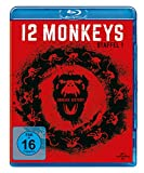 12 Monkeys - Staffel 1 [Blu-ray]