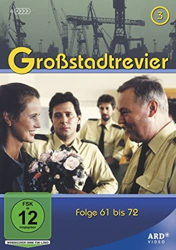 Großstadtrevier Box  3, Staffel 8 (4 DVDs)