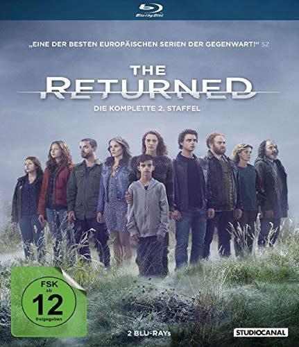 The Returned Staffel 2 [Blu-ray]