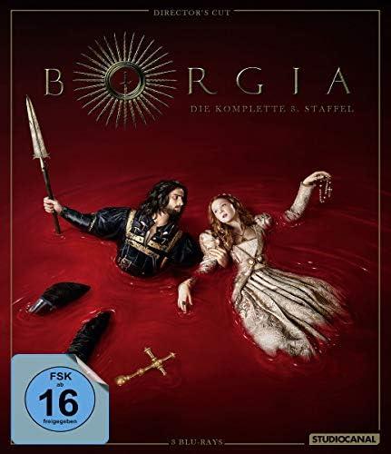 Borgia Staffel 3 (Director's Cut) [Blu-ray]