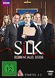 Silk - Roben aus Seide: Staffel 1-3 (6 DVDs)