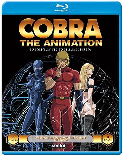 Cobra the Animation [Blu-ray]